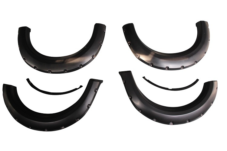 for Ford F-150 09-12 Injection Mold PP Material Fender Flares