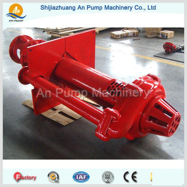 Mineral Sump Submersible Vertical Slurry Pump
