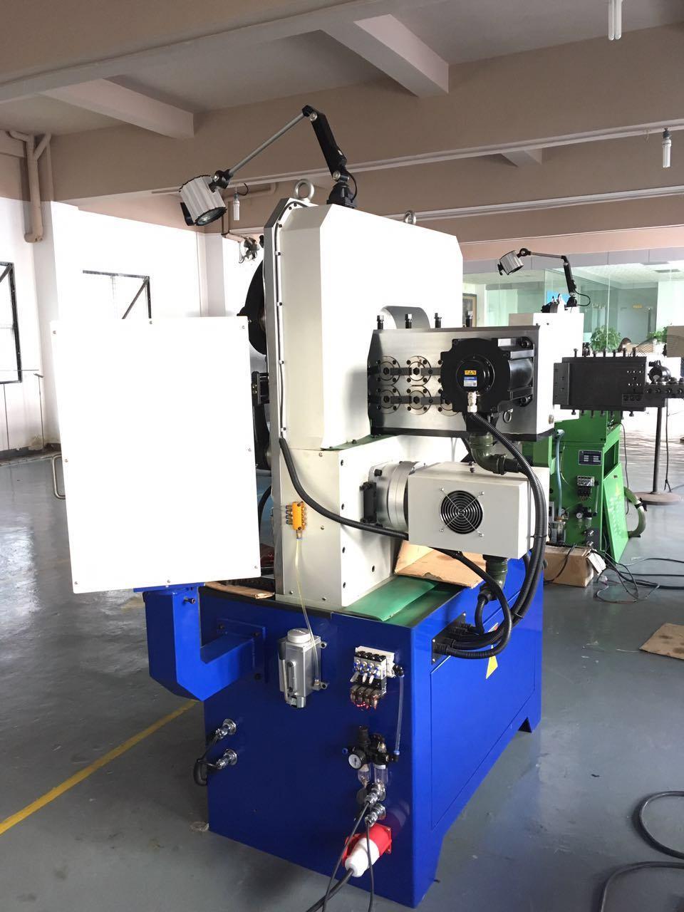 Three Axis Multi-Functional Computer Spring Machine& Wire Bending Machine