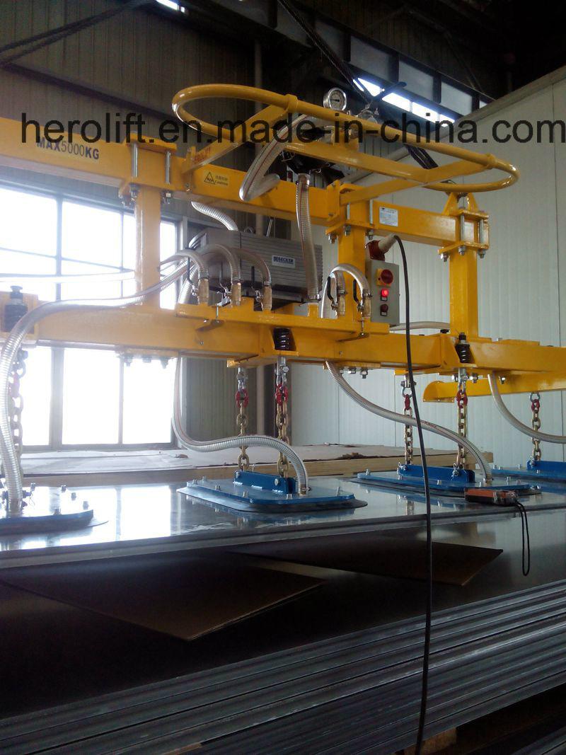 Capacity 5 Ton Vacuum Lifter