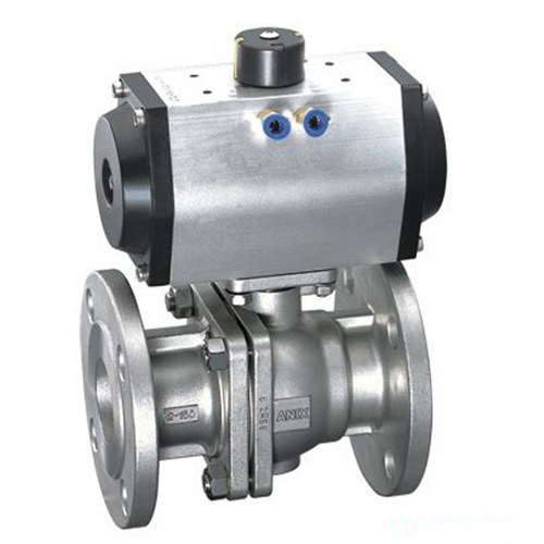 Stainless Steel Solenoid Engine PVC Ball Valve