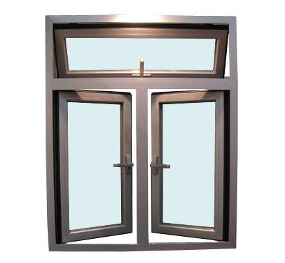 Anodized Aluminium Folding Sliding Door System Aluminum Window