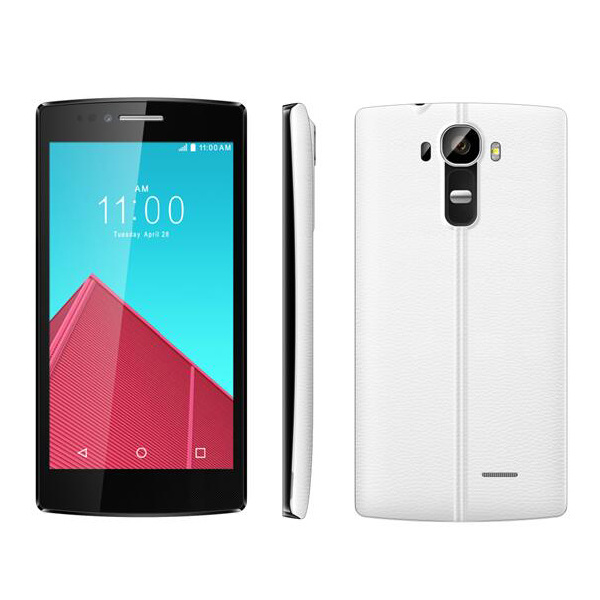 Mtk6572 Chip 5.0 Inch 3G Mobile Phone