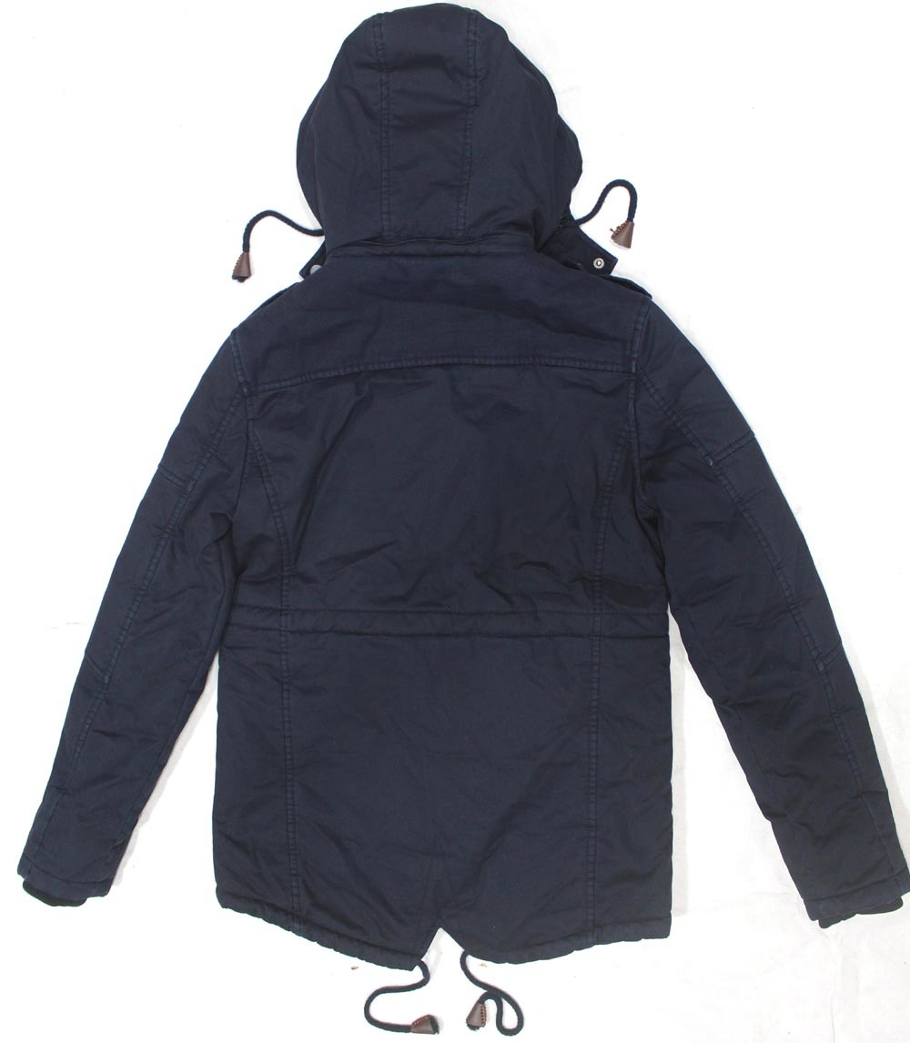 Man Winter Washing Warm Jacket / Coat