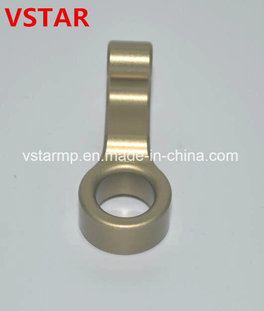 High Precision Plating Steel Part by CNC Machining for Machinery