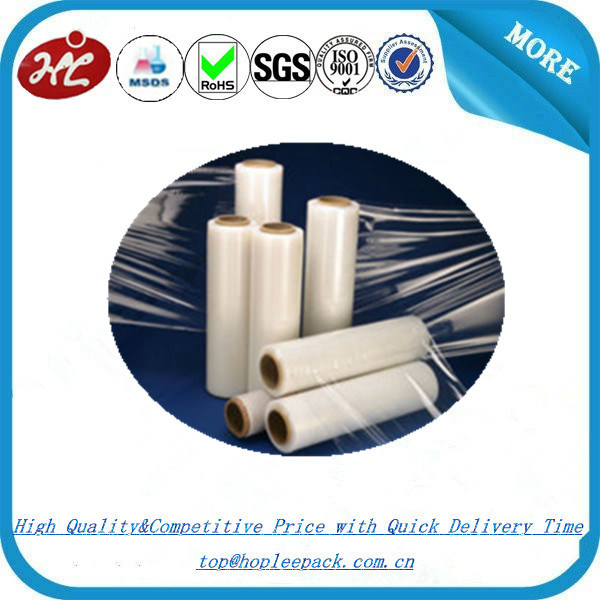 Pallet Wrap for Clear LLDPE Stretch Film