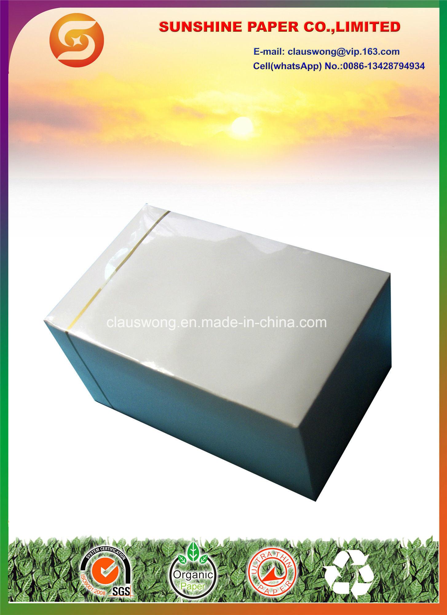 Customized Brand Queen Size Cigarette Paper
