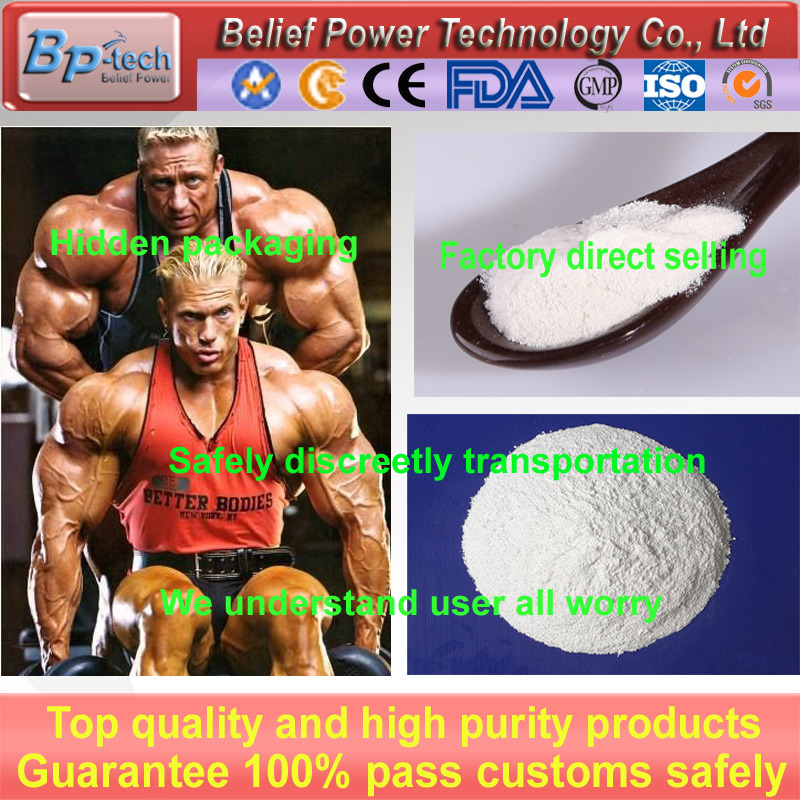 Test Cyp Muscle Growth Steroid Testosterone Cypionate CAS: 58-20-8