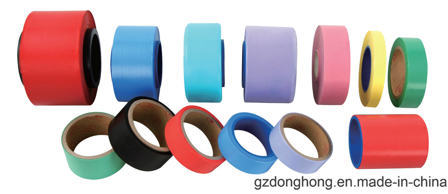Teflon Film Plastic Products PTFE Colourful Film