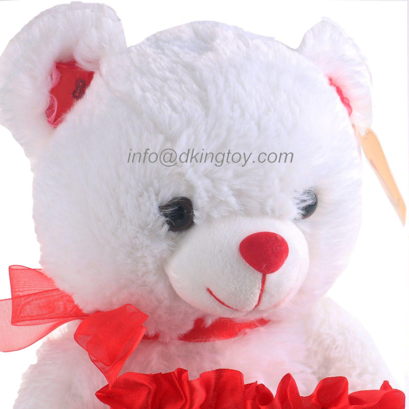 New Design Teddy Bear for Valentine′s Day