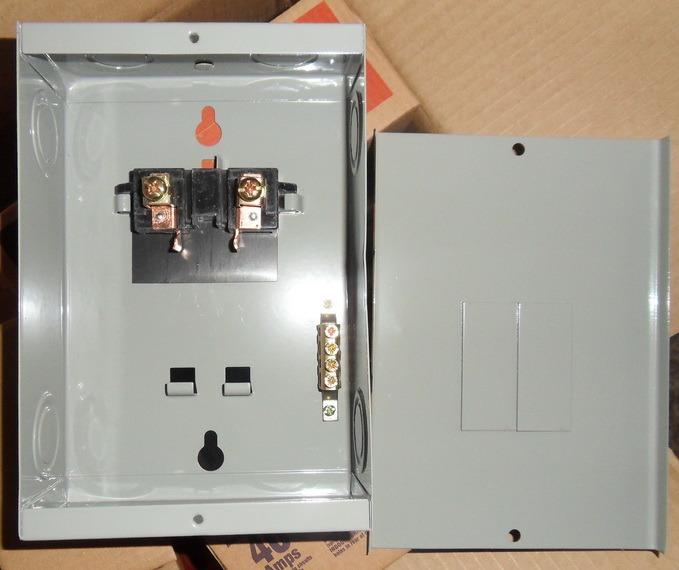 Tls-2way Plug in Load Center