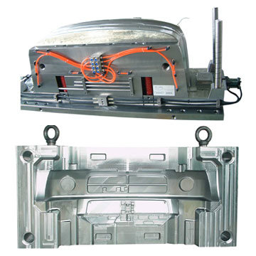 High Quality Plastic Injection Mould for Auto Parts