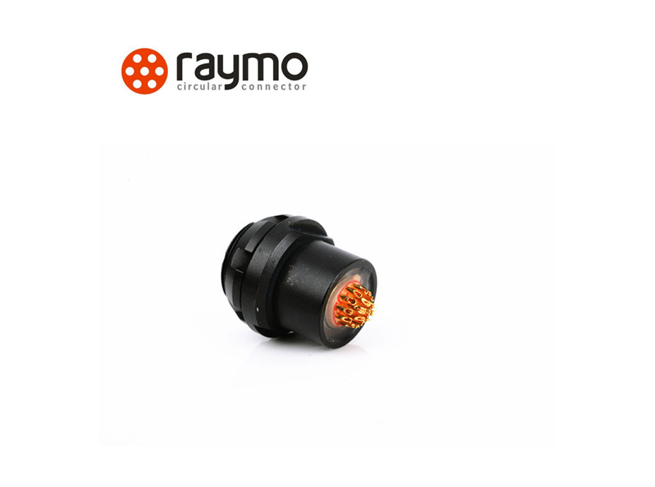 Raymo 102 103 1031 104 Series Metal Circular Push Pull Elbow Connector
