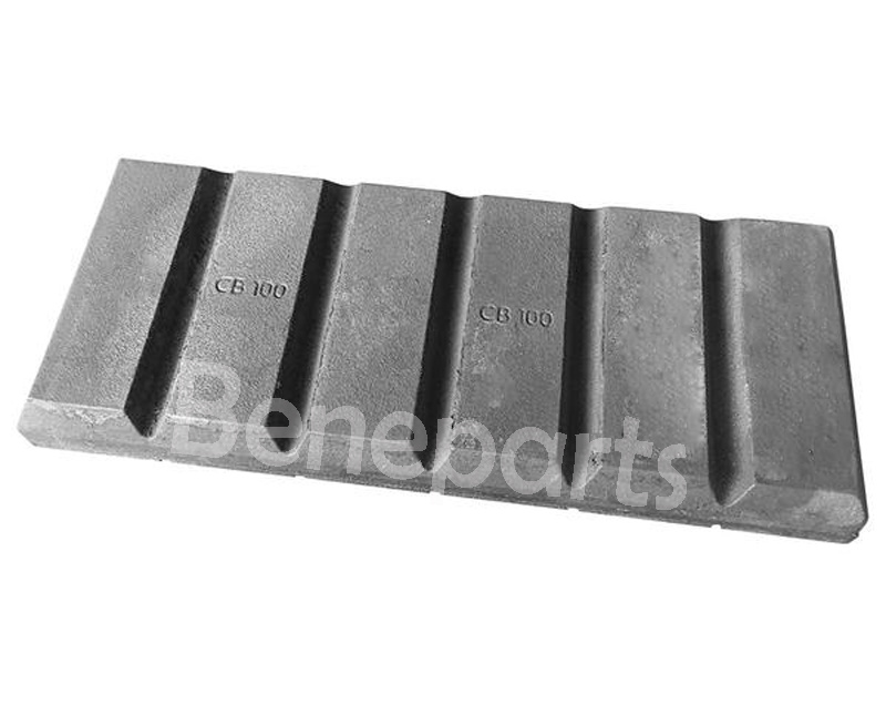 Ground Tool Replacement Heavy Construction Machinery Parts Wear Donut DLP1191