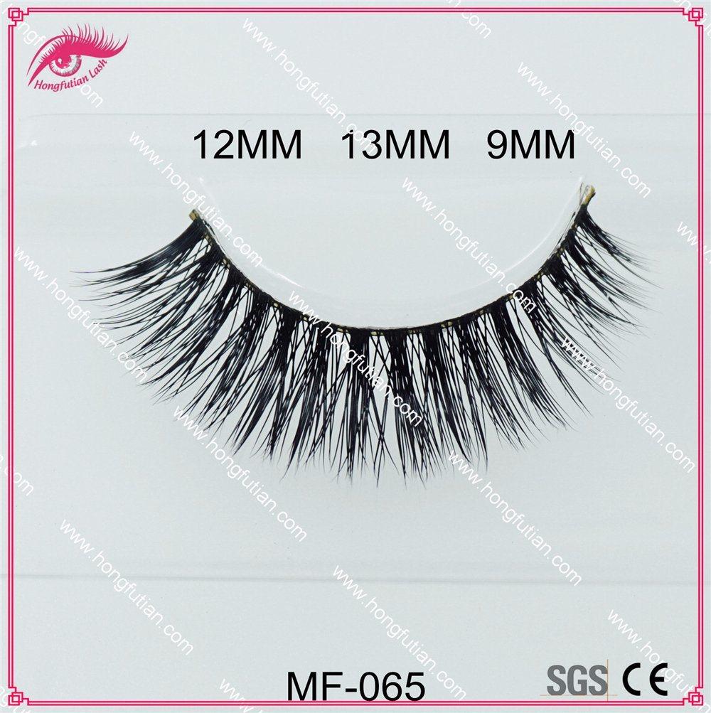 100% Faux Mink Lashes Real Mink Fur Eyelashes
