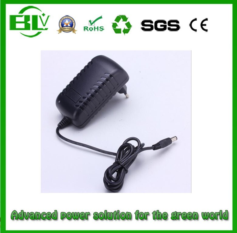 Factory Price 8.4V2a Smart AC/DC Adapter for Lithium Battery to Switching Power Supply