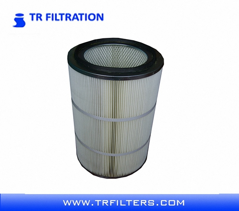 Dust Collector Polyester PE Cartridge Air Filter