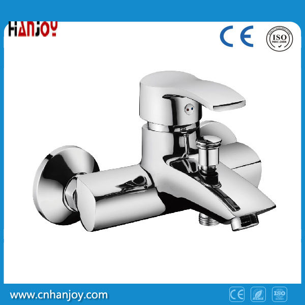 Hot Sale Wall Mounted Single Handle Bathtub Faucet (H01-102)