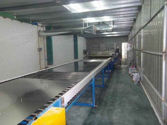 Anti Finger Print Coating Machine