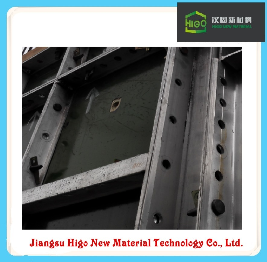 Concrete Formwork for Wall and Column