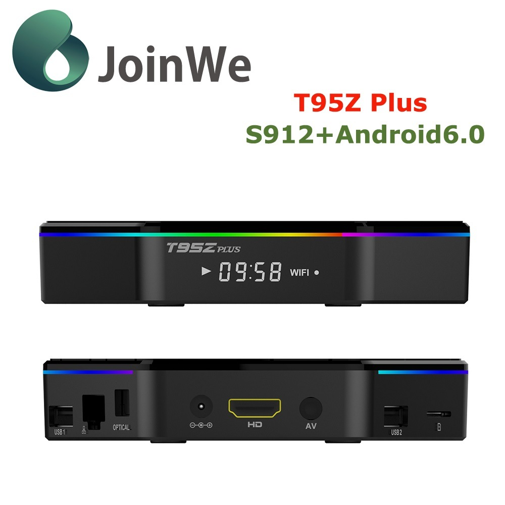 T95z Plus Set Top Box 2g 16g Android 6.0