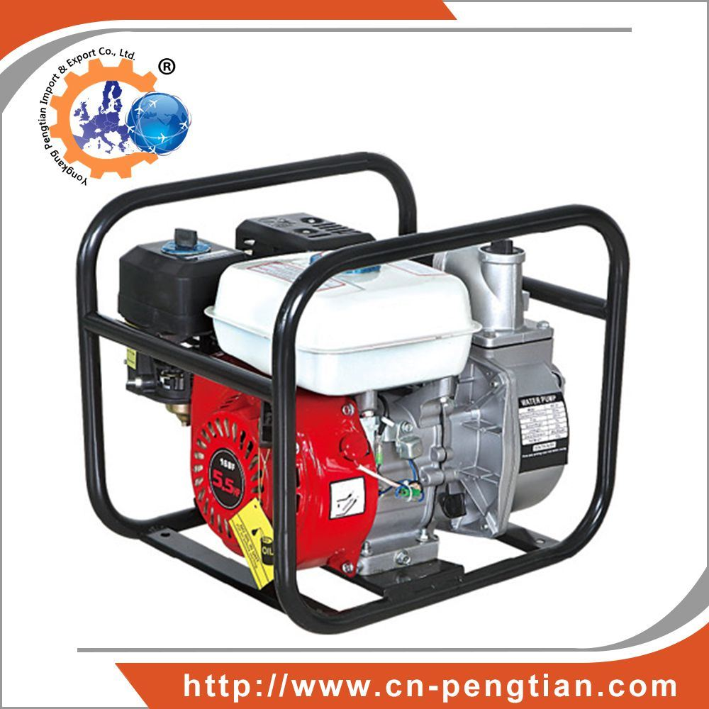Gasoline Water Pump Wp20c High Pressure