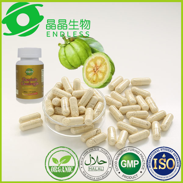 Green Herbal Chinese Diet Pills Garcinia Cambogia Extract