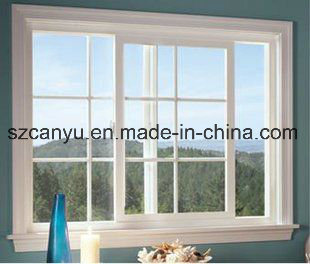 Aluminium Sliding Window Gained As2047 Certified in with High Quality