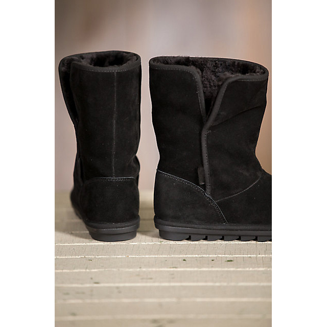 Women′s Angie Shearling-Lined Suede Boots