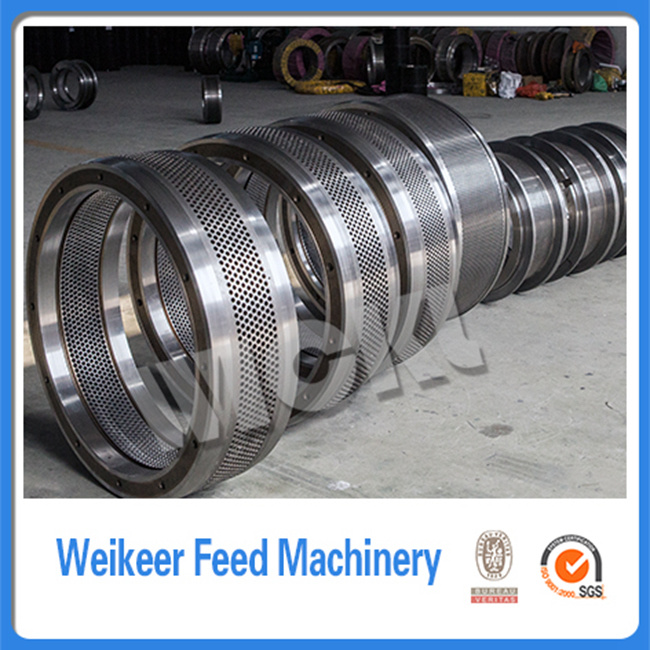 Biomass Wood Pellet Mill/Machine Ring Dies