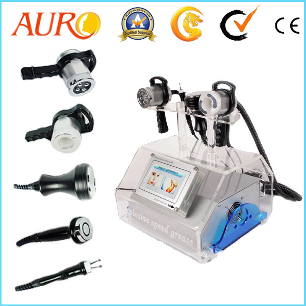 Au-46 Multifunctional RF Cavitation Bio Vacuum Slimming Machine