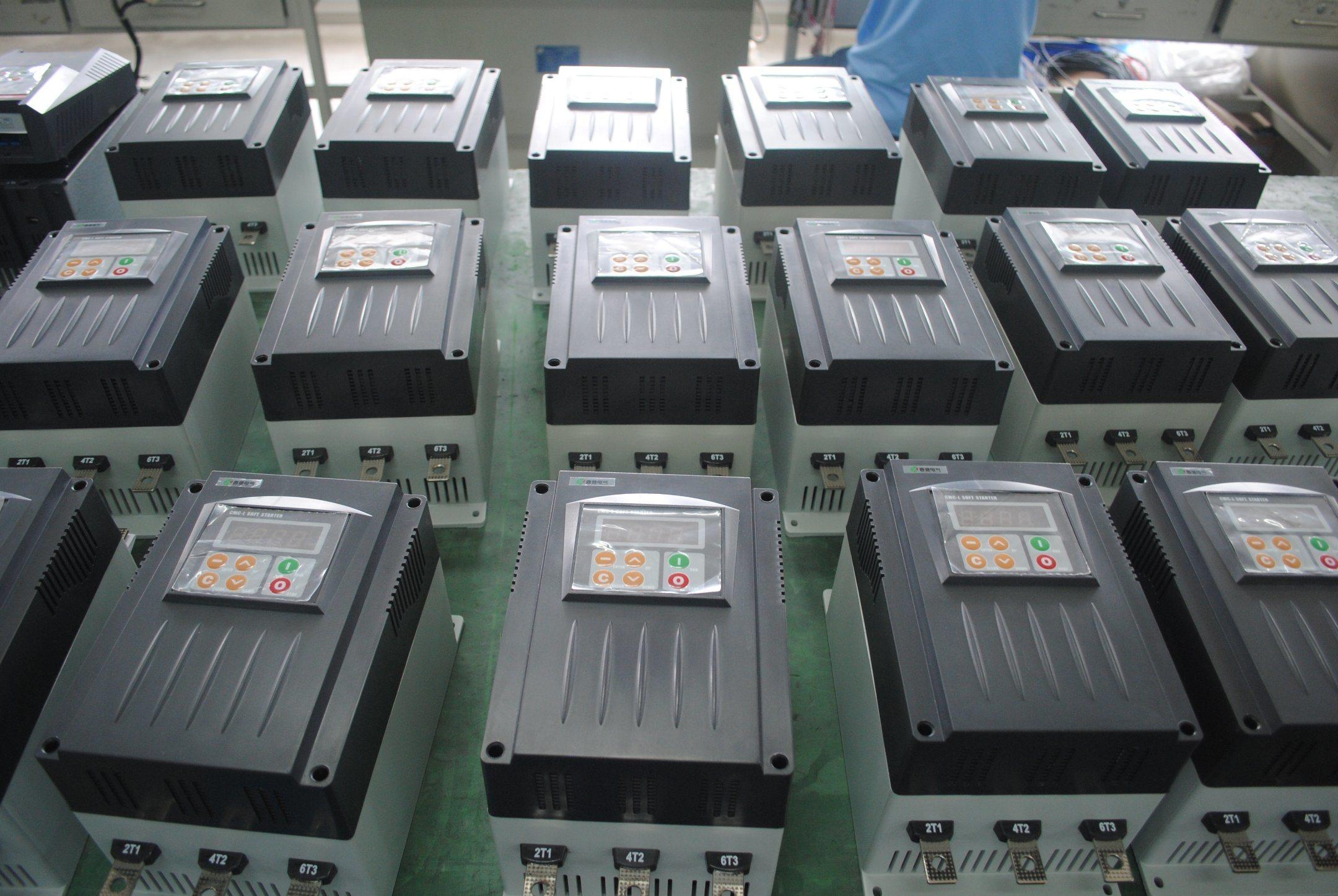 3 Phase AC220V-690V 55kw AC Motor Soft Starter