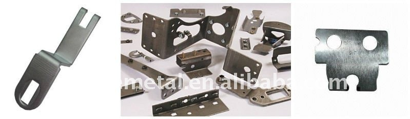 Stainless Steel Precision CNC Metal Stamping Parts Processing