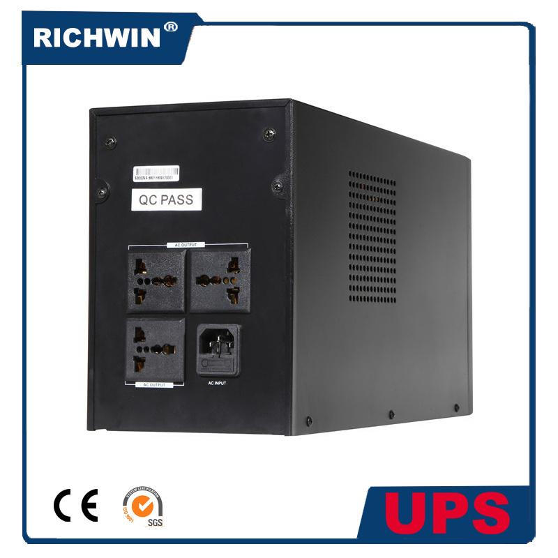 2000va Pure Sine Wave Standby Backup Offline UPS