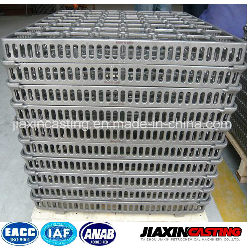 Heat Treatment Fixture Investment Casting Heat Resistant Steel Basket