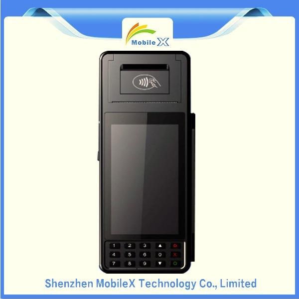 Wirelss POS Terminal, RFID Reader, Barcode Scanner, 4G
