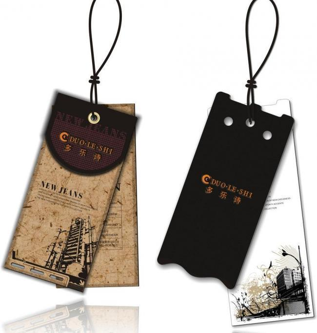 Manufacturer Garment Tags for Clothing Hang Tags/ Gift Tags