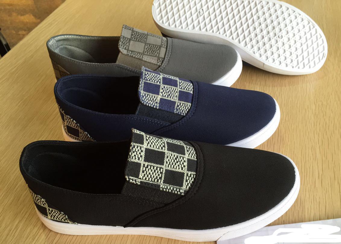 Flat Comfort Men Women Shoes Canvas Casual Shoes