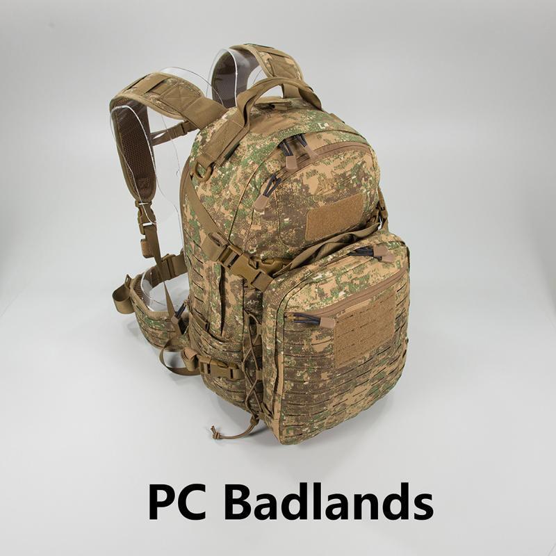 Water-Proof European Multicam Tactical Hiking Shoulder Camping Backpack