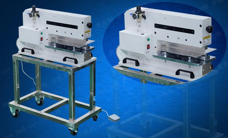 PCB Depaneling Machine Guillotine PCB Cutting Machine CNC Router