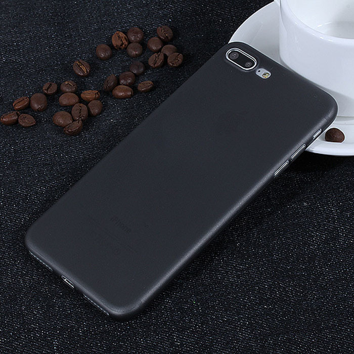 Ultra Thin Full Covered Translucent Soft Phone Case for iPhone 7/ 7 Plus
