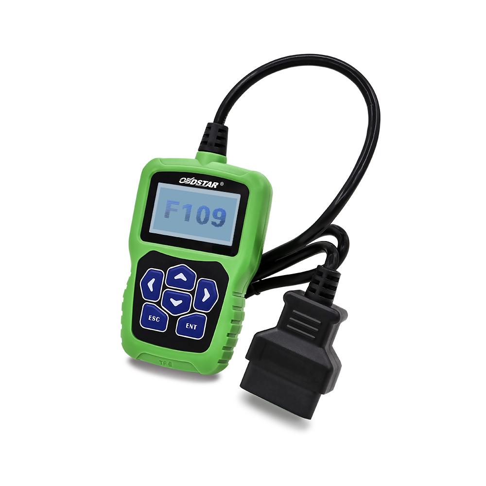 Obdstar F109 for Suzuki Pin Code Calculator F109 with Immobiliser Odometer Function