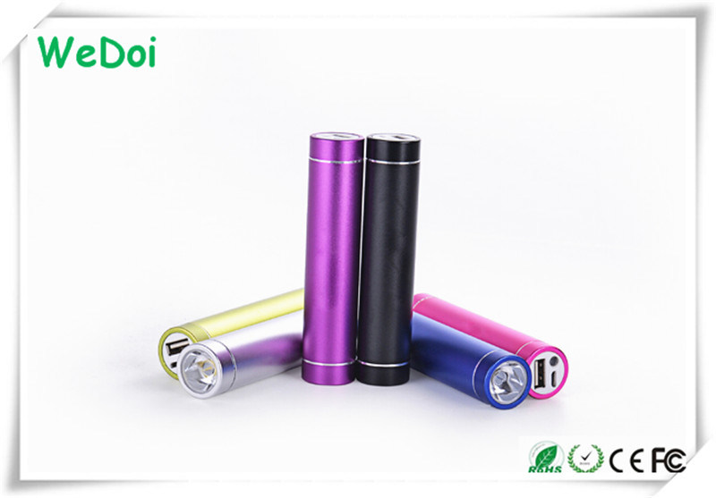 Popular Emergence Mobile Phone Charger with LED Light (WY-PB15)