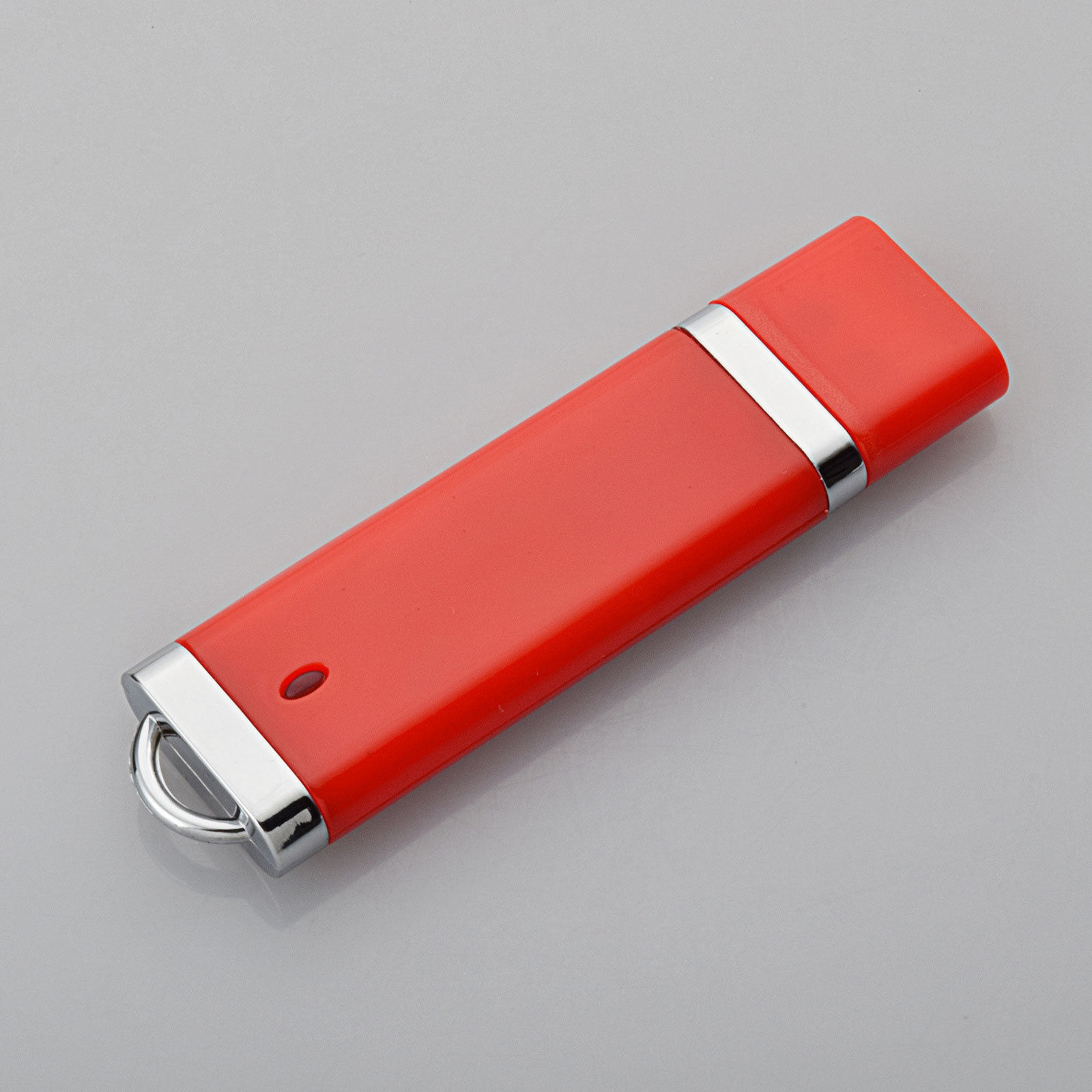 Plastic Popular USB Flash Pen Drive Logo Customized Gift