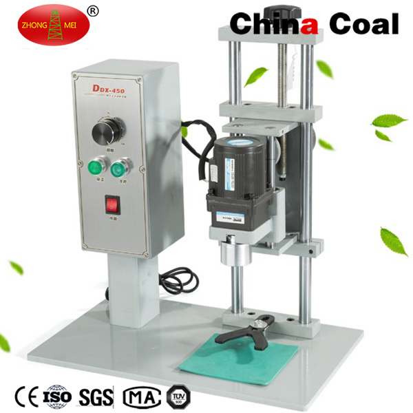 Speed 20-40times/Min Ddx-450 Electric Can Cap Sealing Machine