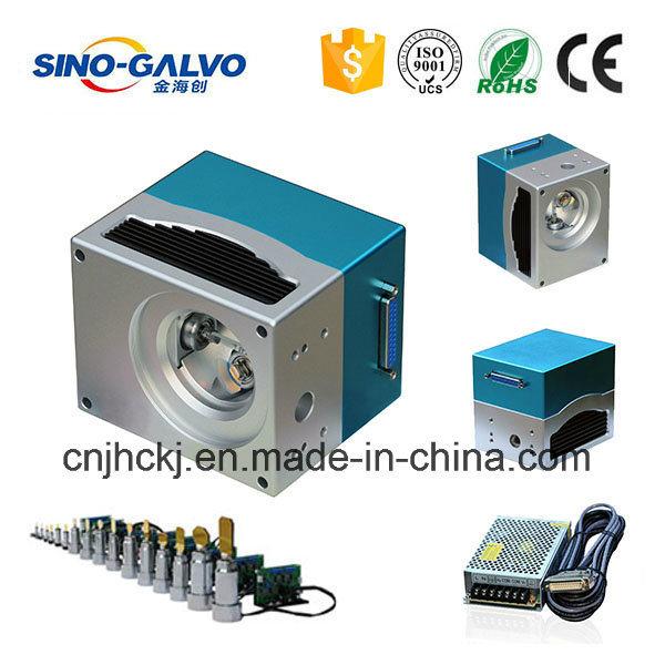 20W Fiber Laser Marker Head Jd2203 for Marking Series Number