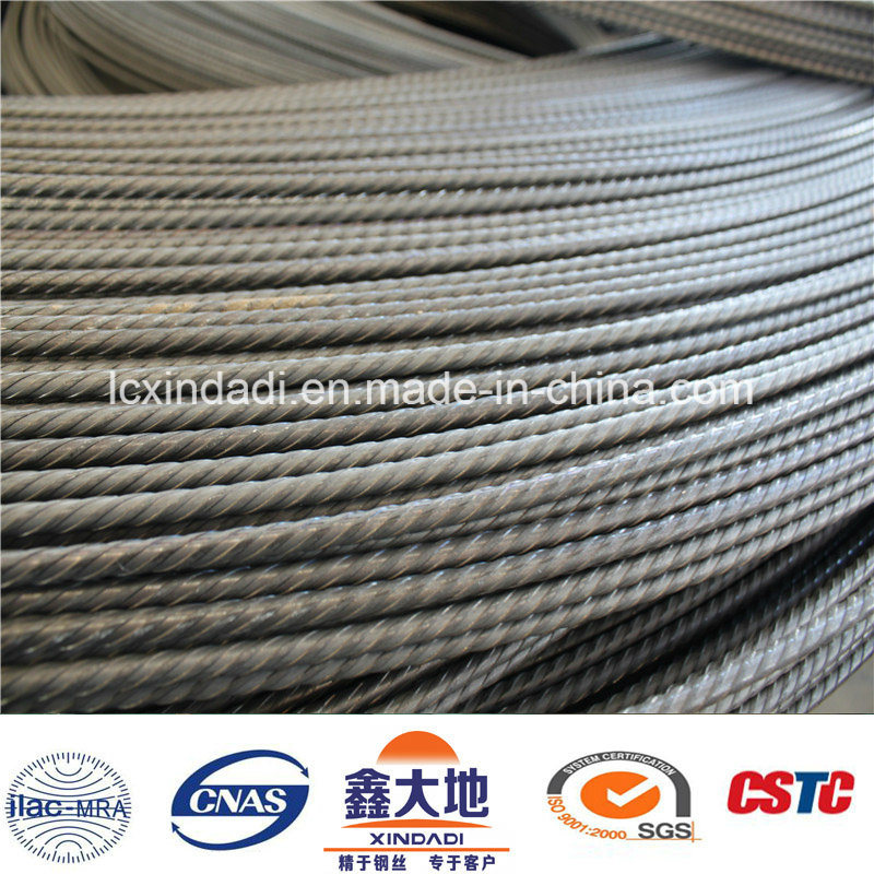 7.0mm 1670 MPa High Tensile Prestreesing Wire