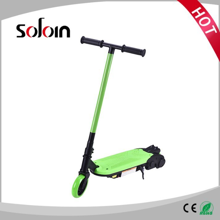 2 Wheel Kids Toy Foldabling Lead Acid Battery Mobility Mini Self Balance Electric Scooter (SZE80S-1)