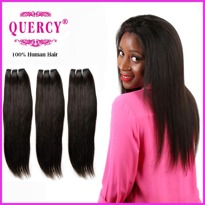 Wholesale Silky Straight Hair, 100% Remy Virgin Human Hair Extension