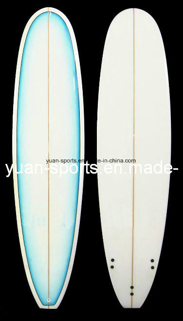 Surf Board, Popular Long Stand up Paddle Surfboard with Fcs Fins